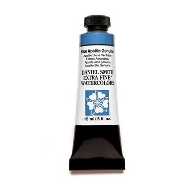 Daniel Smith Extra Fine Watercolor, 15 ml, Blue Apatite Genuine
