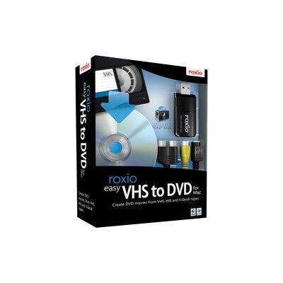 Corel Roxio Easy VHS to DVD Education