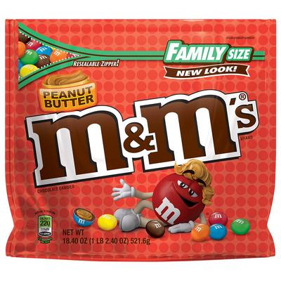M&M'S - Peanut Butter Big Bag
