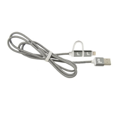 LXG 2-in-1 Lightning/Micro Cable