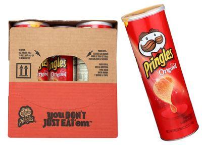 Pringles Original Standard Can 14ct/5.26oz