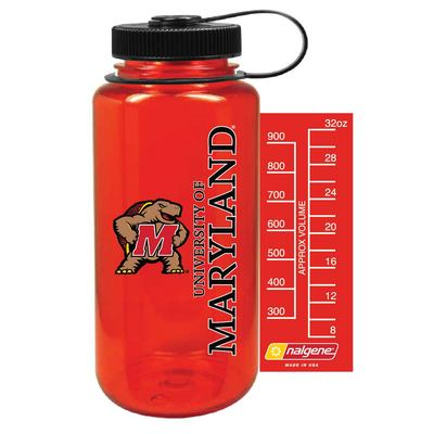 University of Maryland College Park Nalgne 32oz Triton Wide Mouth Water Bottle