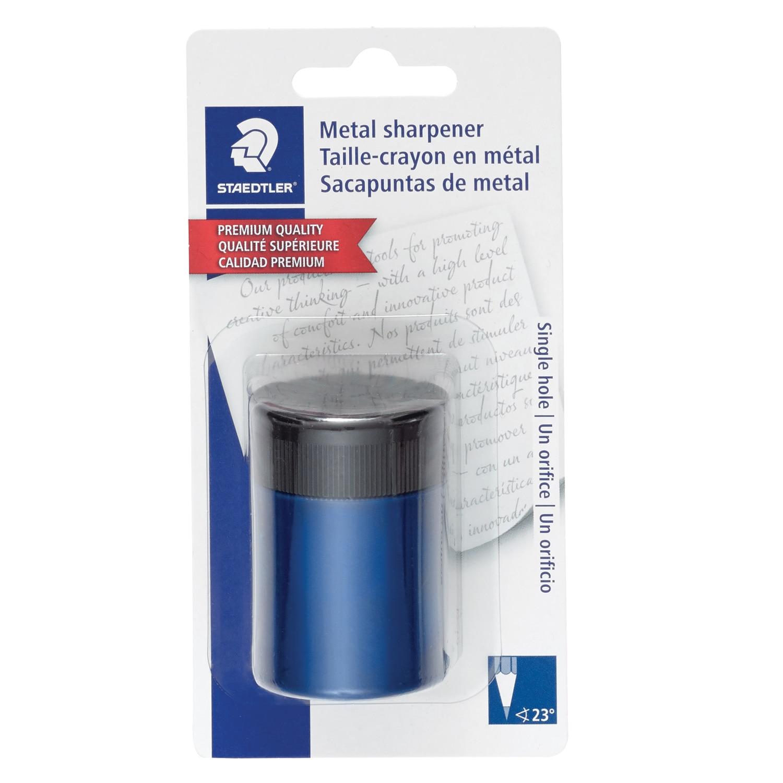 Staedtler Handheld Metal Pencil Sharpener