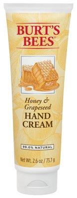 Hand Cream  Honey & Grapeseed 2.6 oz.