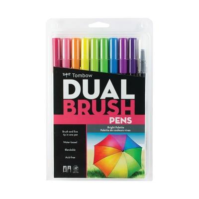 Abt Dual Brsh Set 10 Bright
