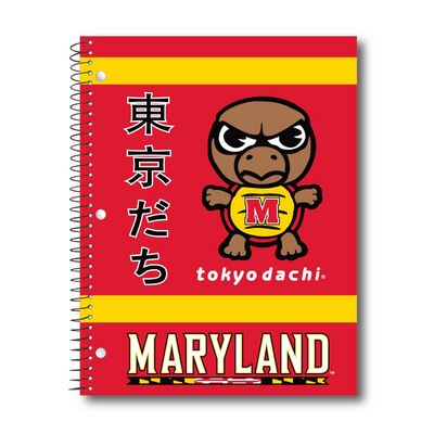 Digi Color Bands Tokyodachi Notebook, 1 Sub, 70 Sheets