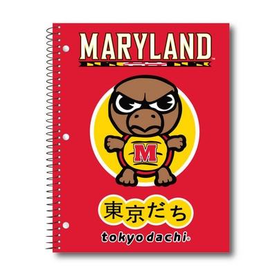 Digi Circle Tokyodachi Notebook, 1 Sub, 70 Sheets