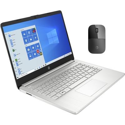 HP 14FQ0051NR Laptop Bundle