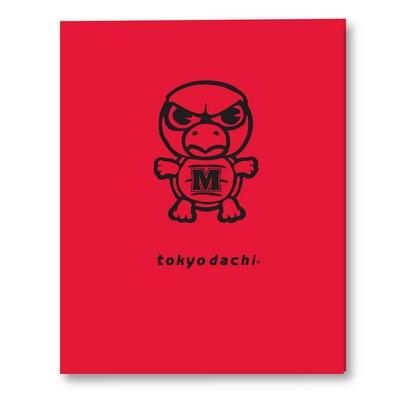 Imprinted Laminated Folder Tokyodachi Design