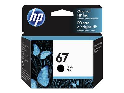 HP 67 Black Ink Cartridge