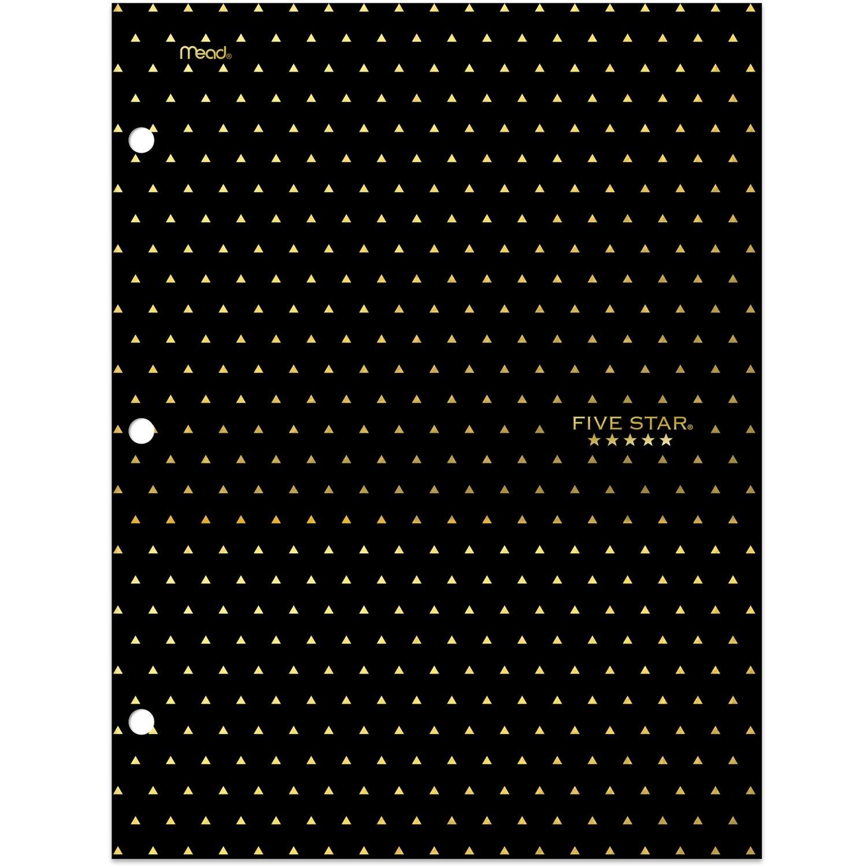 Five Star Syle Four Pocket Folder