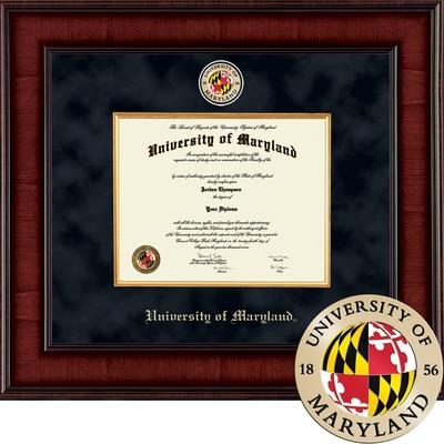 Church Hill Classics 13x17, Presidential, Mahogany, Bachelors, Masters, PhD, Diploma Frame