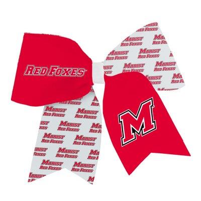 Marist College Spirit Cheer Gear Ribbon Barrette