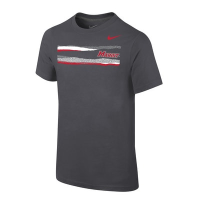 Marist College Nike Youth Cotton Short Sleeve T-Shirt