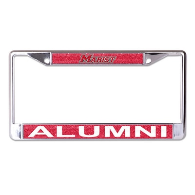 Marist College Acrylic License Plate Frame