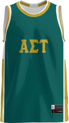 Alpha Sigma Tau Unisex Replica Basketball Jersey Modern (Online Only)