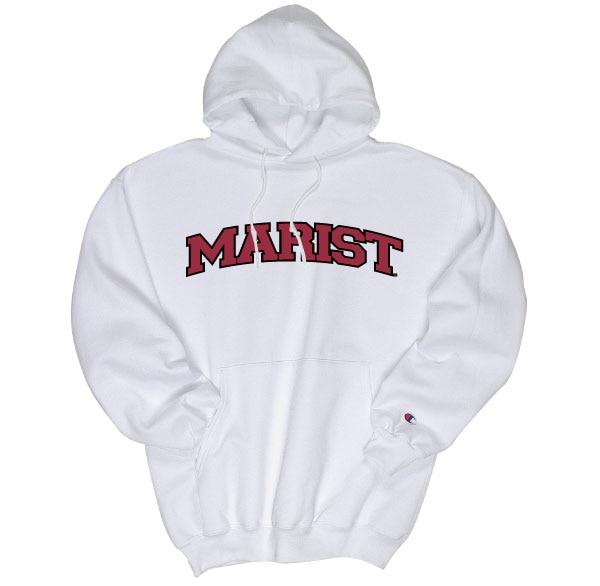 Marist College Champion Powerblend  Pullover Hoodie