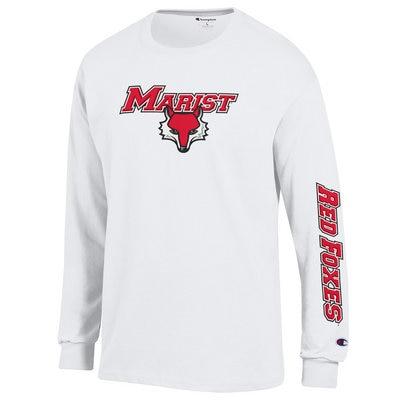 Marist College Champion Jersey Long Sleeve T-Shirt