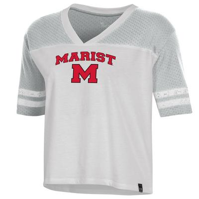 Marist College Meta Heather T-Shirt