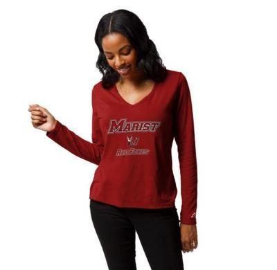 Marist College League Respin Long Sleeve T Shirt