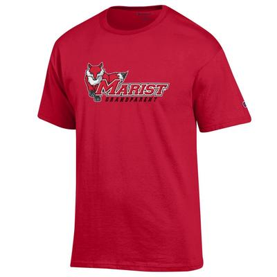 Marist College Champion 100% Cotton T-Shirt