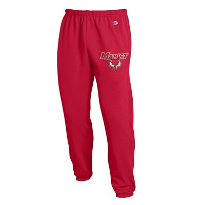 Marist College Champion Powerblend Banded Bottom Pant
