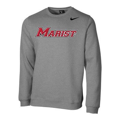 Marist College Nike Club Fleece Crew
