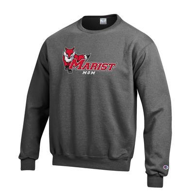Marist College Champion Powerblend Sweatshirt