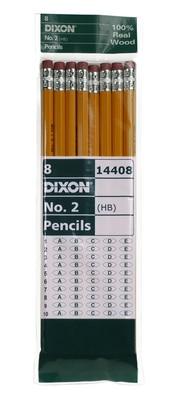 Dixon #2 Pencil 8ct