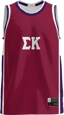 Sigma Kappa Unisex Replica Basketball Jersey Modern (Online Only)