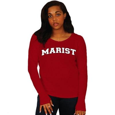 Marist College Long Sleeve Crew