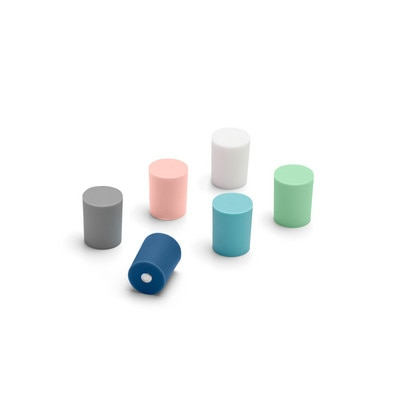 Poppin Assorted Magnets Set of 6