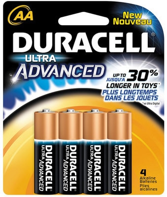 4Pk AA Quantum Batteries