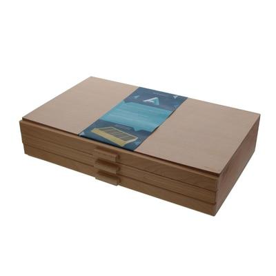 Art Alternatives Pastel Storage, 3 Drawer