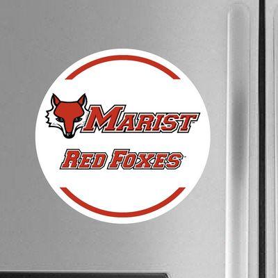 Marist College Color Shock Magnet Button