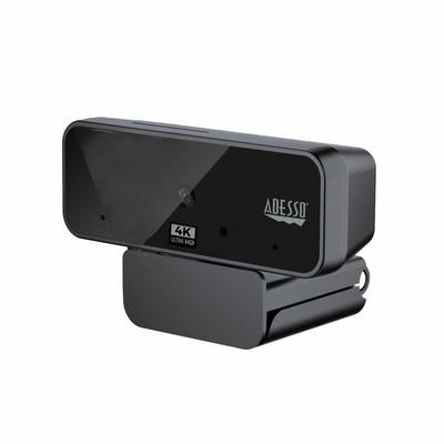 Adesso 4K Ultra HD USB Webcam with HD
