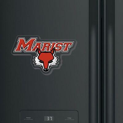 Marist College Color Shock Acrylic Magnet