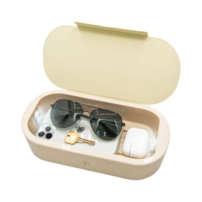 Bondir UV+O3 Sanitizing Box, Almond