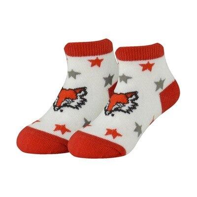 Marist College Baby Bootie Sock