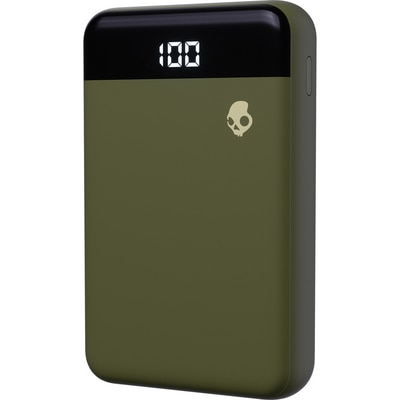 Fat Stash Portable Battery Pack Moss