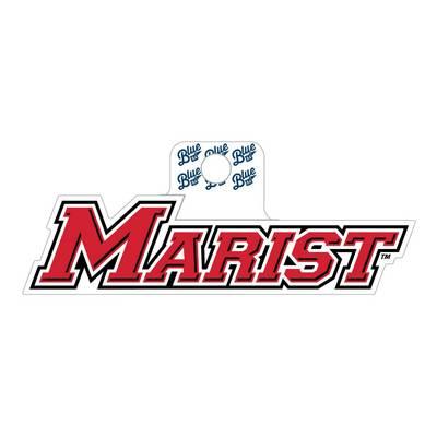 Marist College Sticker - wordmark