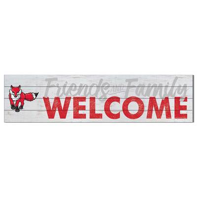 Marist College Shiplap Sign Family