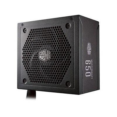 Cooler Master MasterWatt 650 Semi-Fanless Modular 80 PLUS Bronze Certified Power Supply