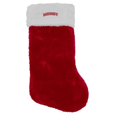 LogoFit Blitzen Holiday Stocking