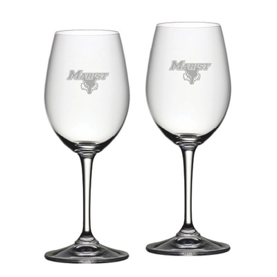 Marist College Riedel Red Wine Glass 2pk