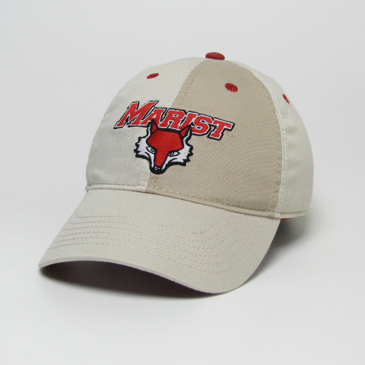 Marist College Legacy Washed Twill Unstructured Adjustable Hat
