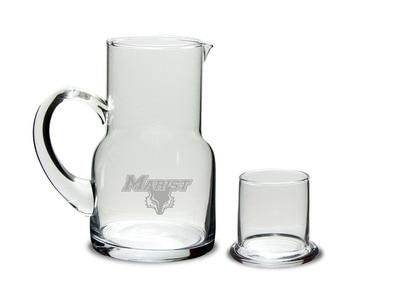 Marist College Water Carafe