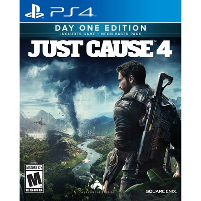 JUST CAUSE 4 D1 PS4