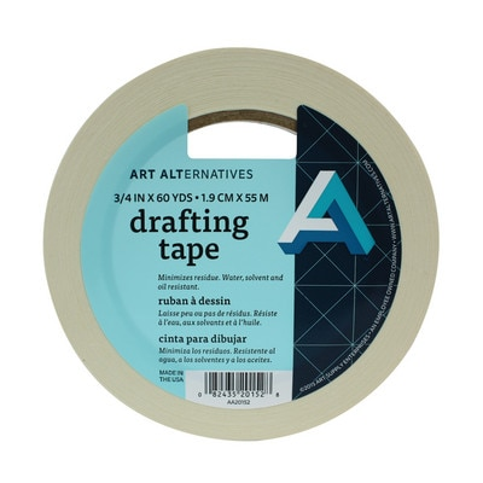 Drafting Tape 3/4 x 60 Yds