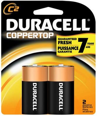 2Pk C Batteries